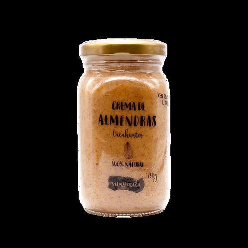 Crema de Almendras 250g