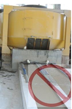No Chilean Mill Sluices