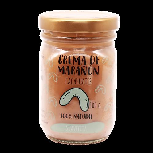 Crema de Marañón NATURAL x 100g