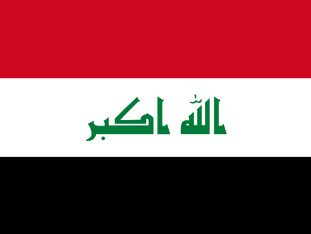 congratulations Iraq.