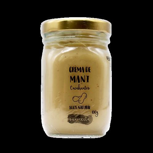 Crema de Maní 100g