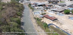 Puyango-Tumbes River Pollution