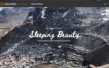 Sleeping Beauty- How suspect gold reached top brands