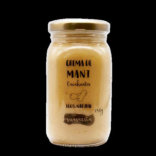 Crema de Maní 250g