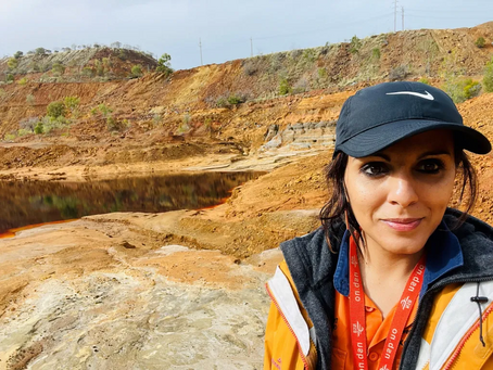 Interview with the alchemist: how to turn mining waste into 'gold'