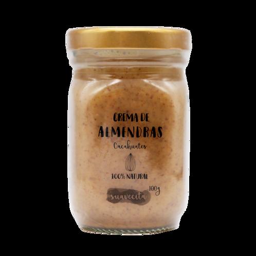 Crema de Almendras 100g