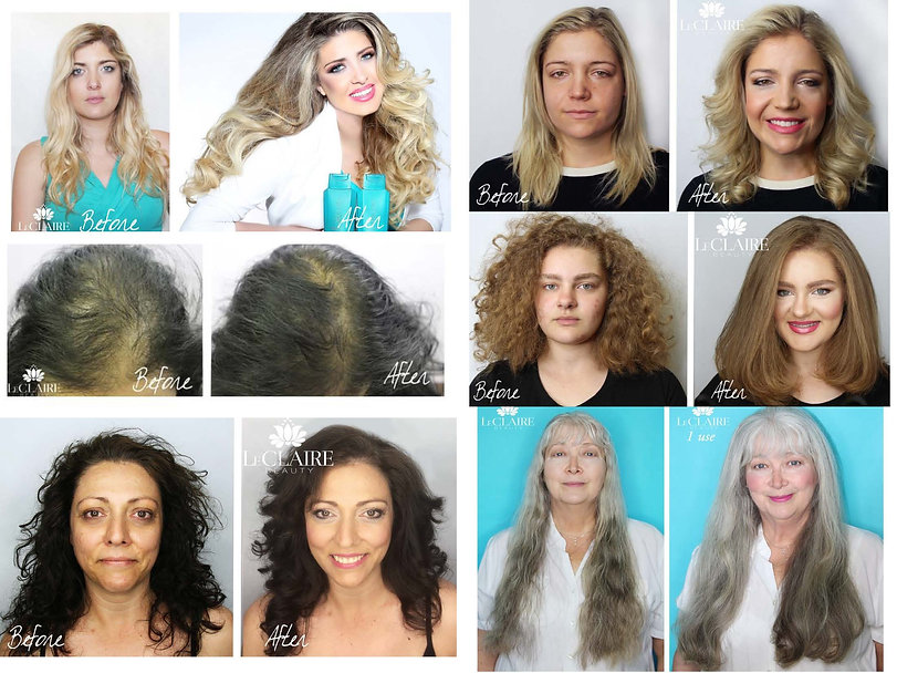 1-LeClaire Beauty Hair Growth Brand Over