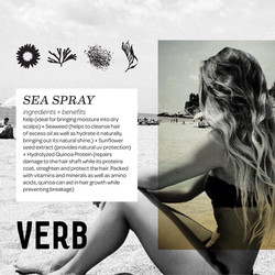 Verb design by Victoria LeClear