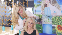 LeClaire Beauty Hair Growth Demo