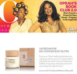 Comfort Zone Oprah Piece by Victoria