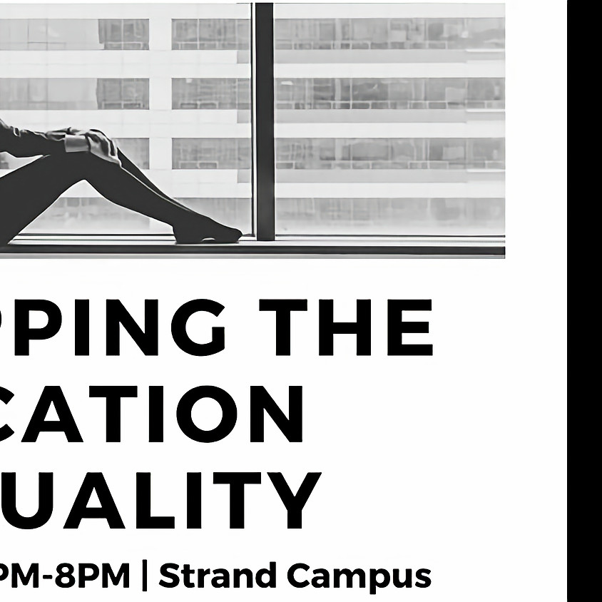 Panel Discussion: Inequality in Education