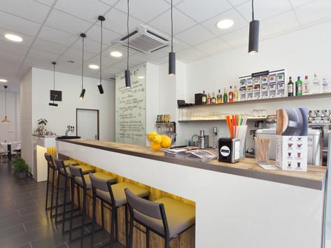 Kavárna Black Point             Brno
