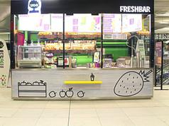 Freshbar UGO                 OC Letmo Brno