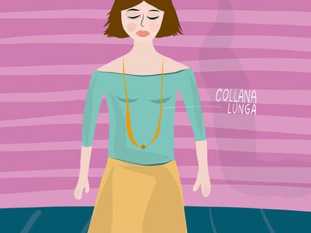 Tipi di collane: la collana lunga