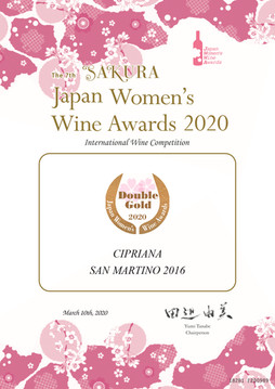 SAKURA AWARDS 2020