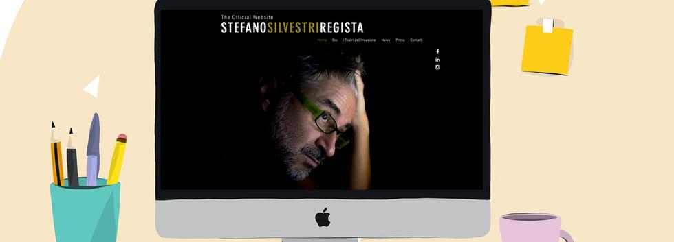 STEFANO SILVESTRI WEB