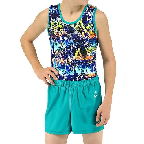 Full Out Singlet- Fangtastic