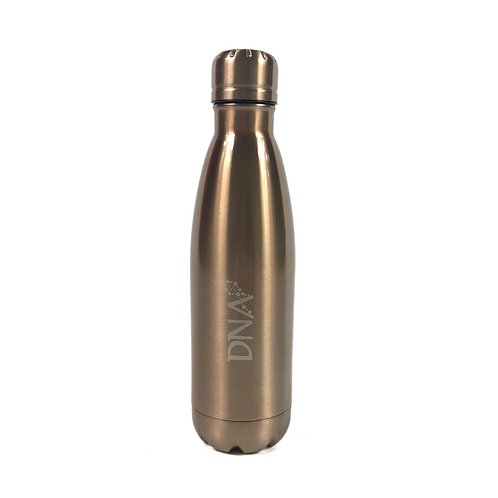Water Bottle- Rose Gold