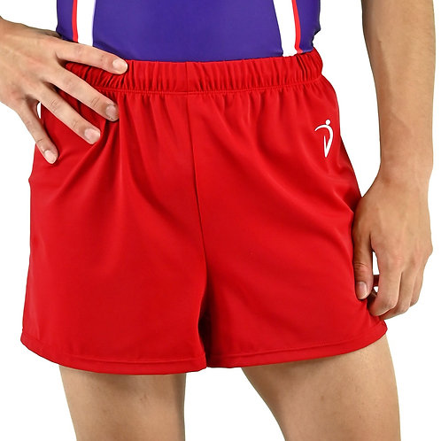 Men's Shorts- Red