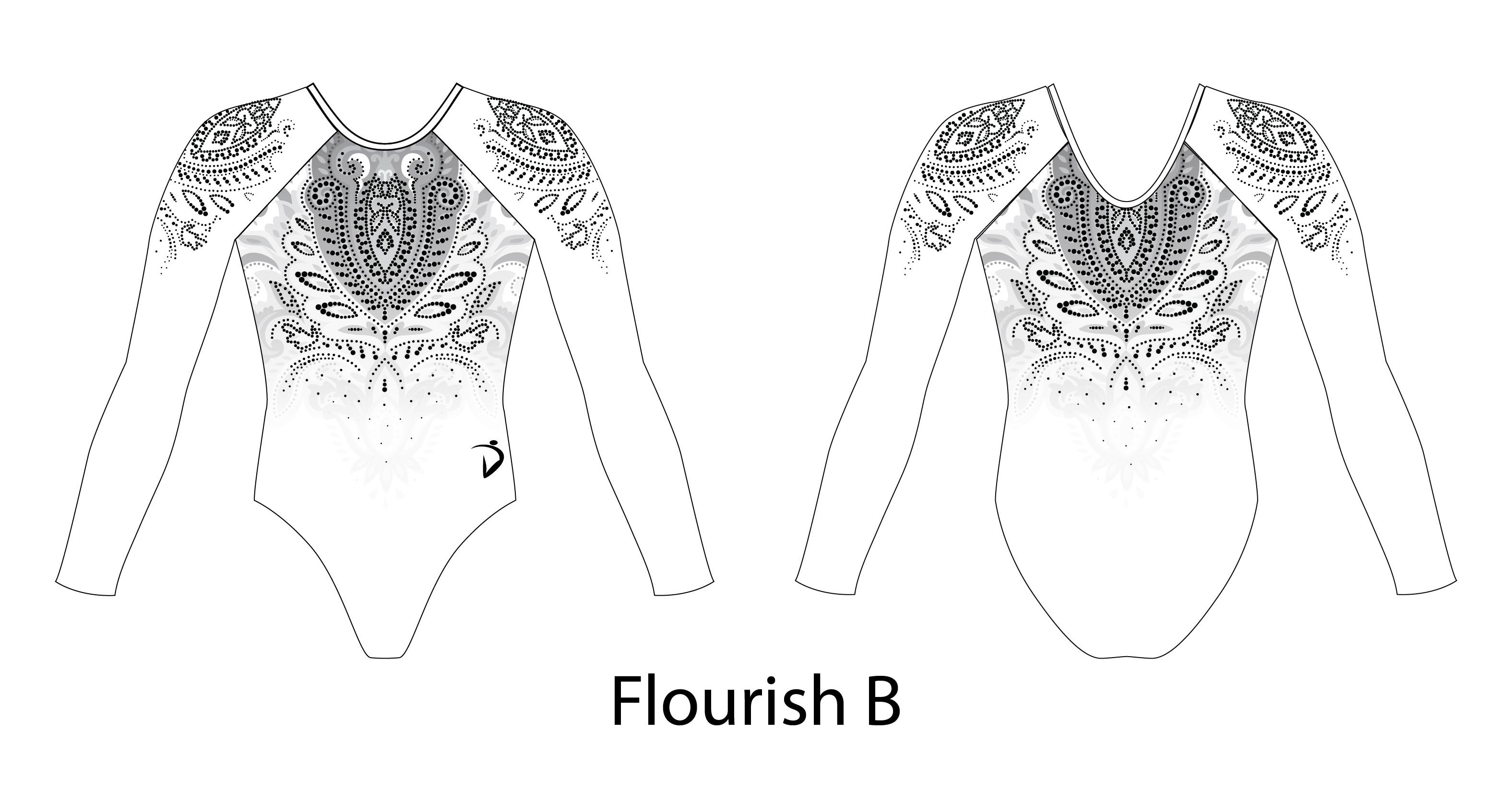 Flourish B
