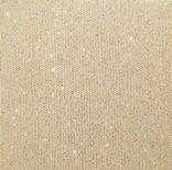 Nude Gold Glitter Mesh