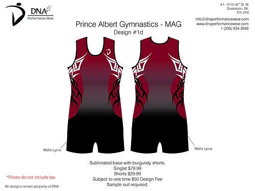 Prince Albert Gymnastics- #1D