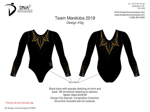 Manitoba Gymnastics Association- Flora #2G