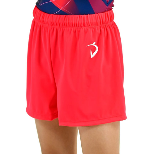 Men's Shorts- Neon Red CL