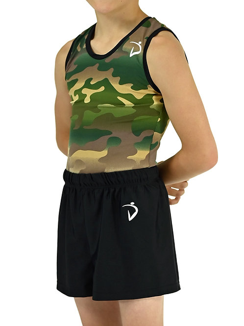 Full Out Singlet- Camo