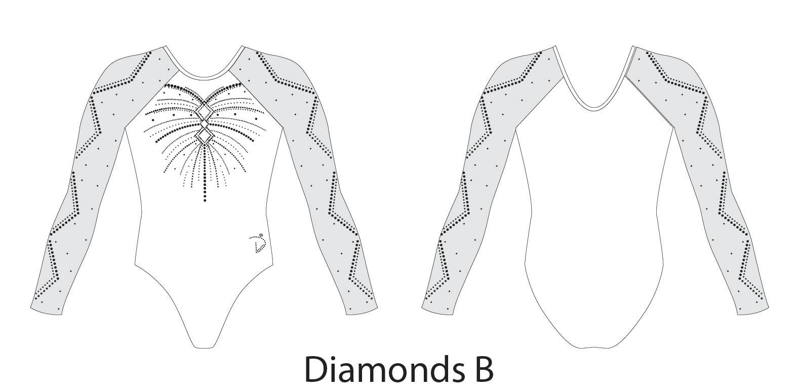 Diamonds B