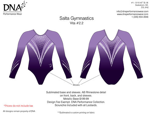 Salta Gymnastics- Vita #2.2