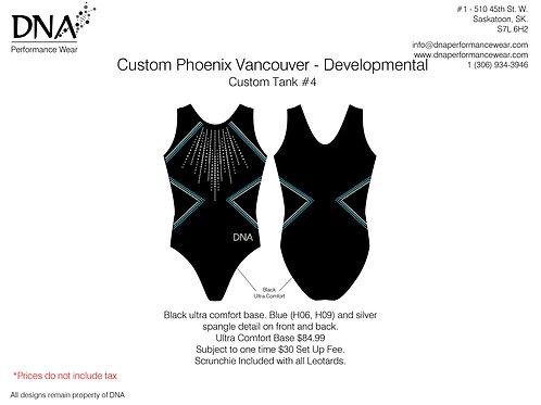 Vancouver Phoenix Gymnastics- Custom #4
