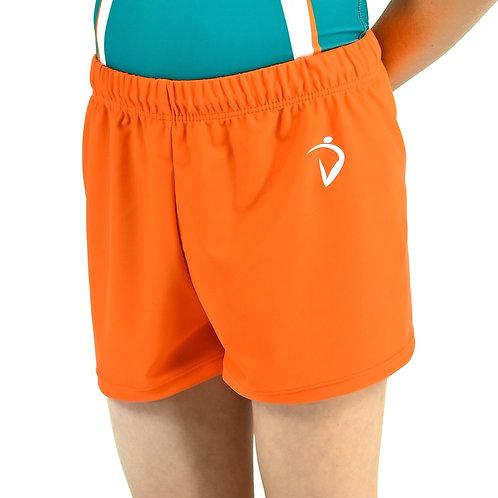 Men's Shorts- Tangerine CL