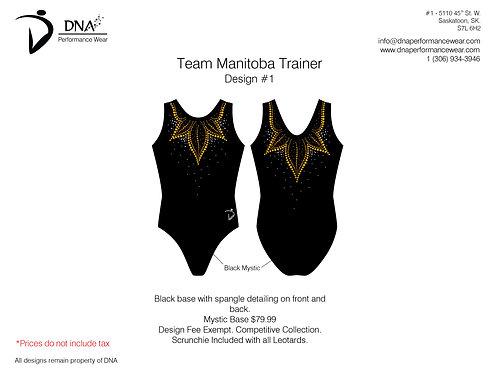 Manitoba Gymnastics Association- Flora Tank #1