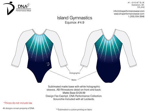 Island Gymnastics Academy- Equinox #4.9
