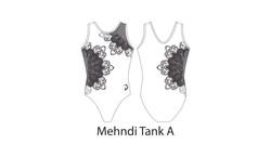 Mehndi Tank A