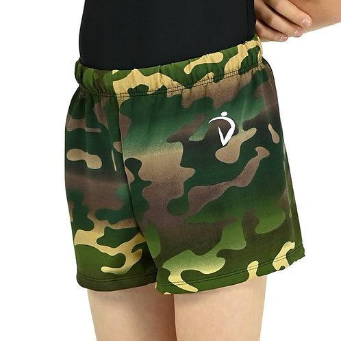 Men's Shorts- Camo