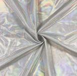 iridescent-foil finish