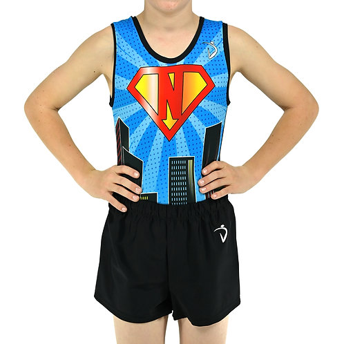 Super Summer Singlet- Personalized