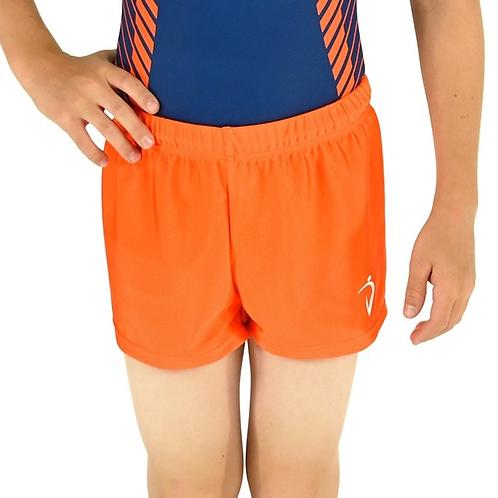 Men's Shorts- Neon Orange