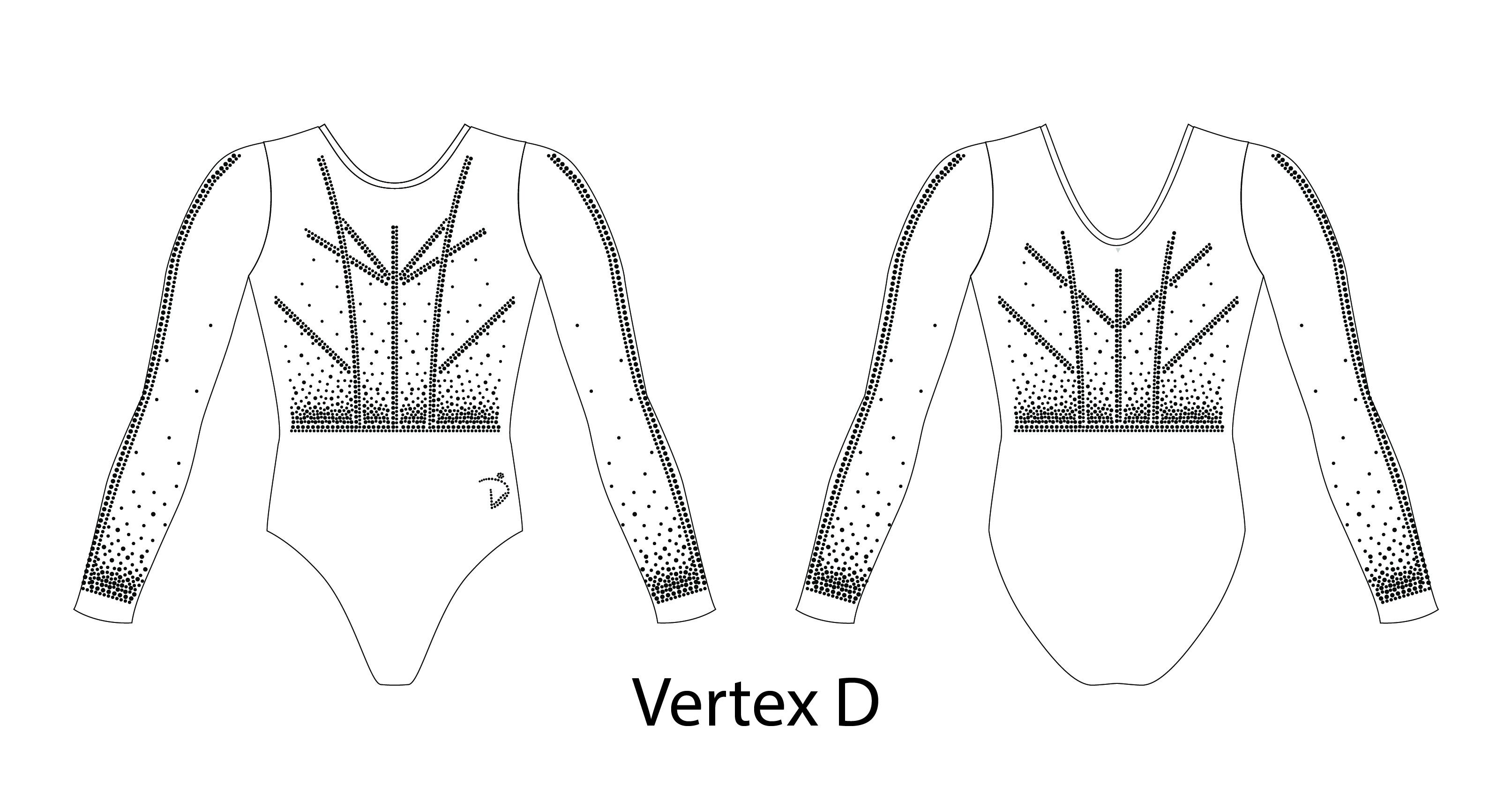 Vertex D