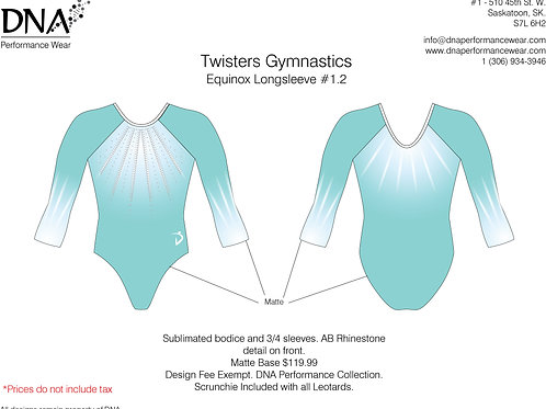 Twisters Gymnastics (Abbotsford)- Equinox #1.2