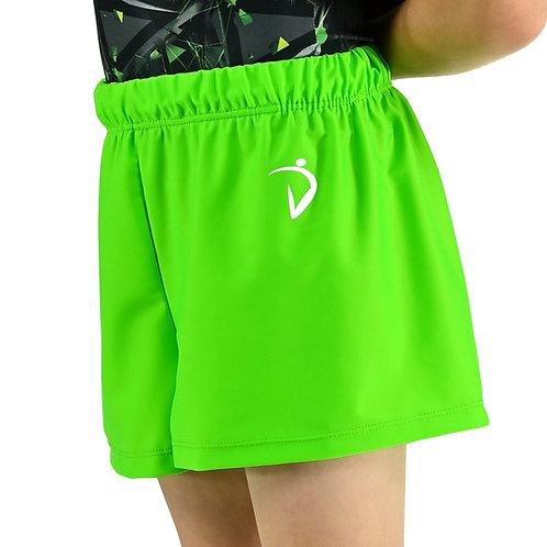 Men's Shorts-Lime