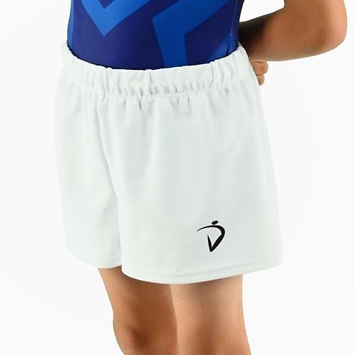 Men's Shorts- White