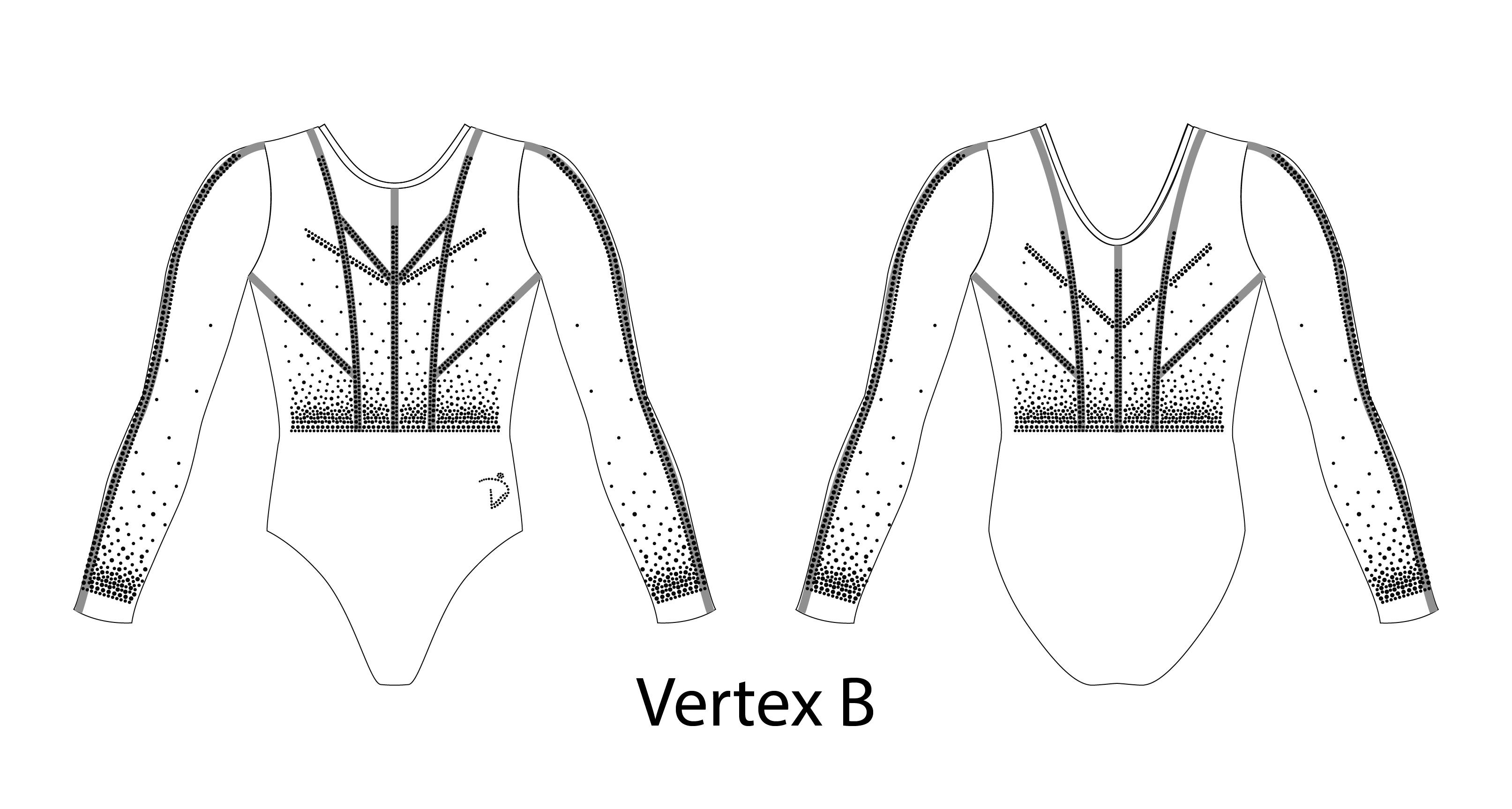 Vertex B