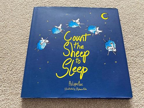 Count the Sheep to Sleep Book
