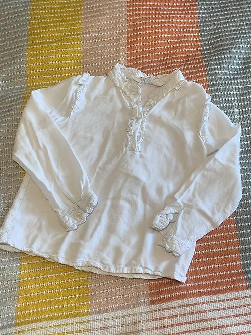 5-6y H&M White Top