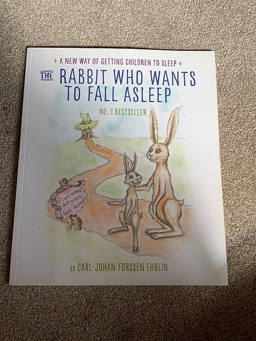 Rabbit Who Falls Asleep