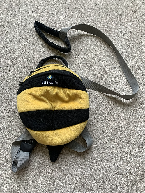Little Life Bumble Bee Backpack with Reins