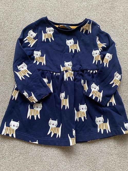 18-24m Cat Dress